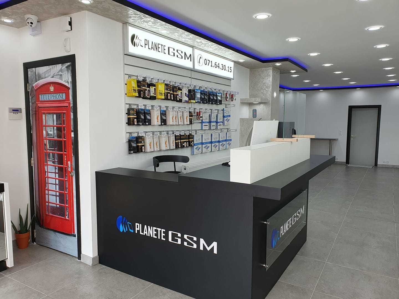 Planète GSM - Achat et vente / Réparation de GSM et multimédia